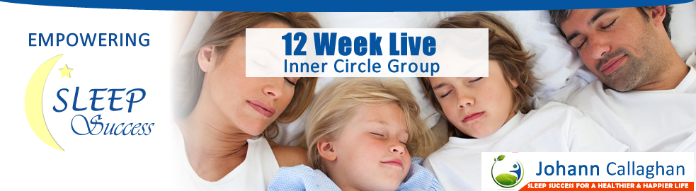 sleep success inner circle course